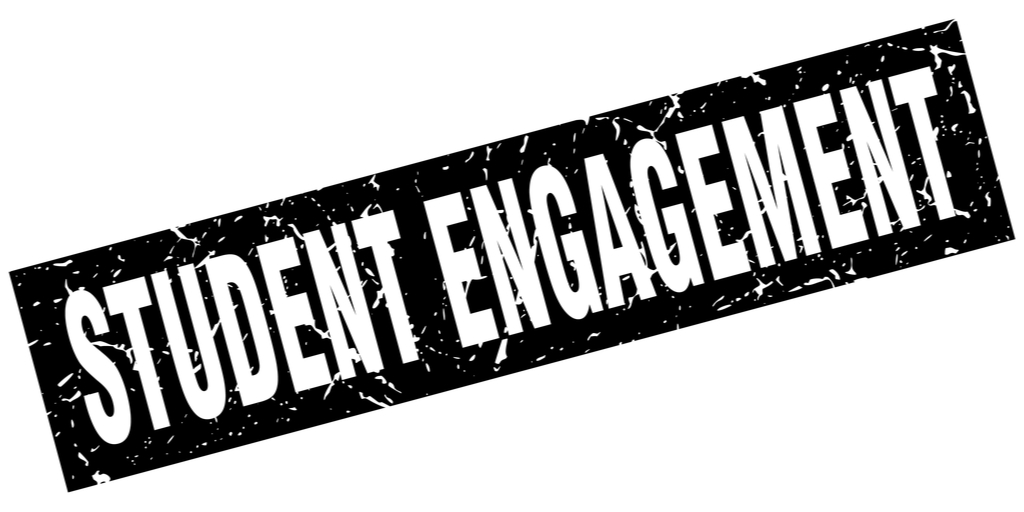 Student engagement in class