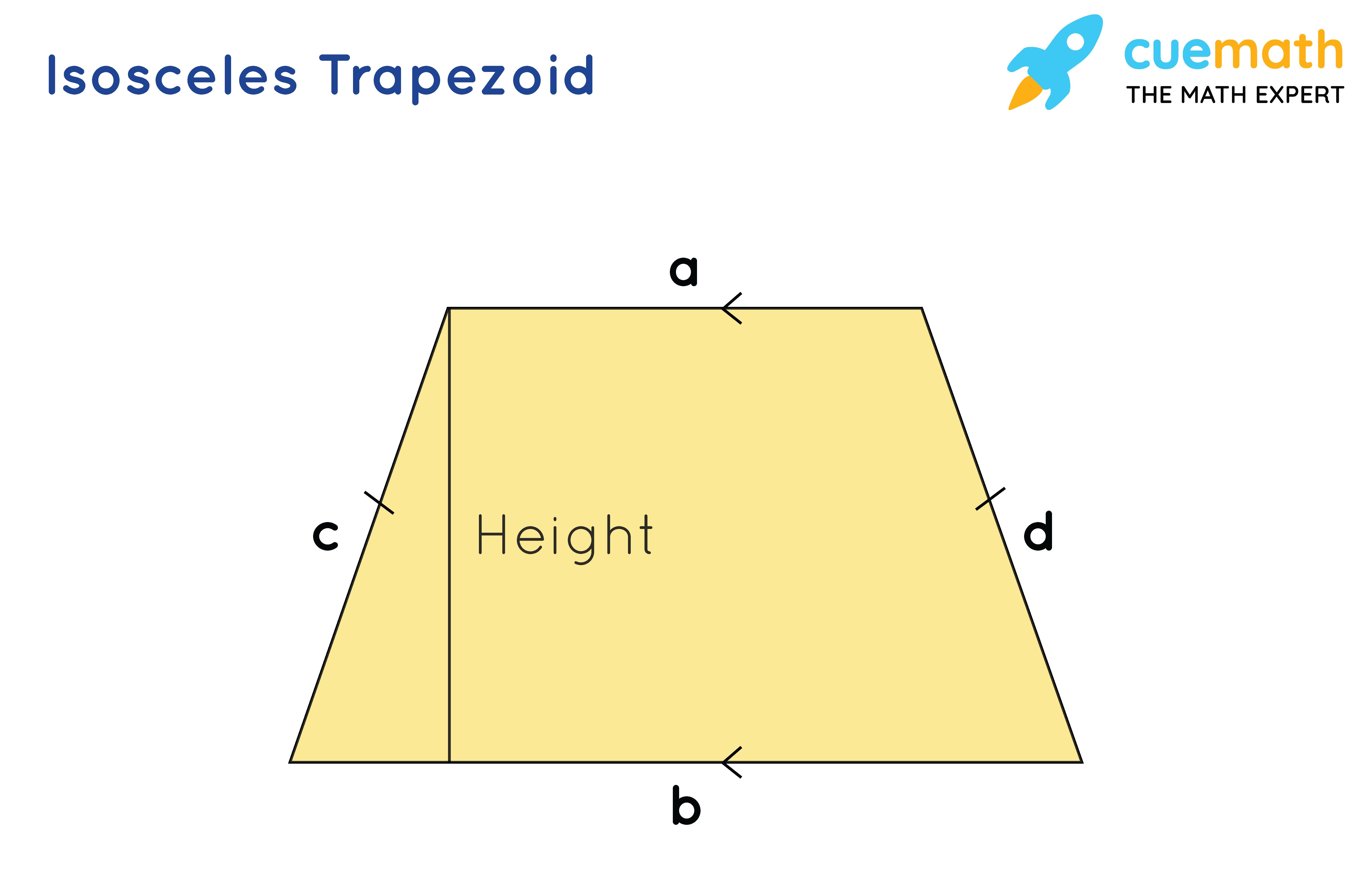 Isosceles Trapezoid ABCD