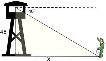 Light pole figure