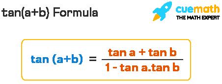 tan(a+b) formula in trigonometry