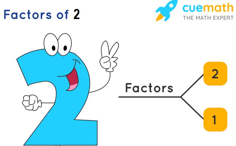 factors of 2