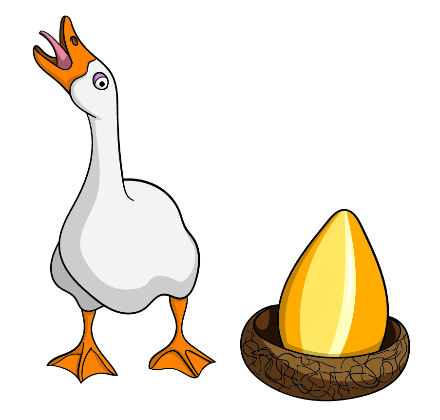 Golden Egg and Goose
