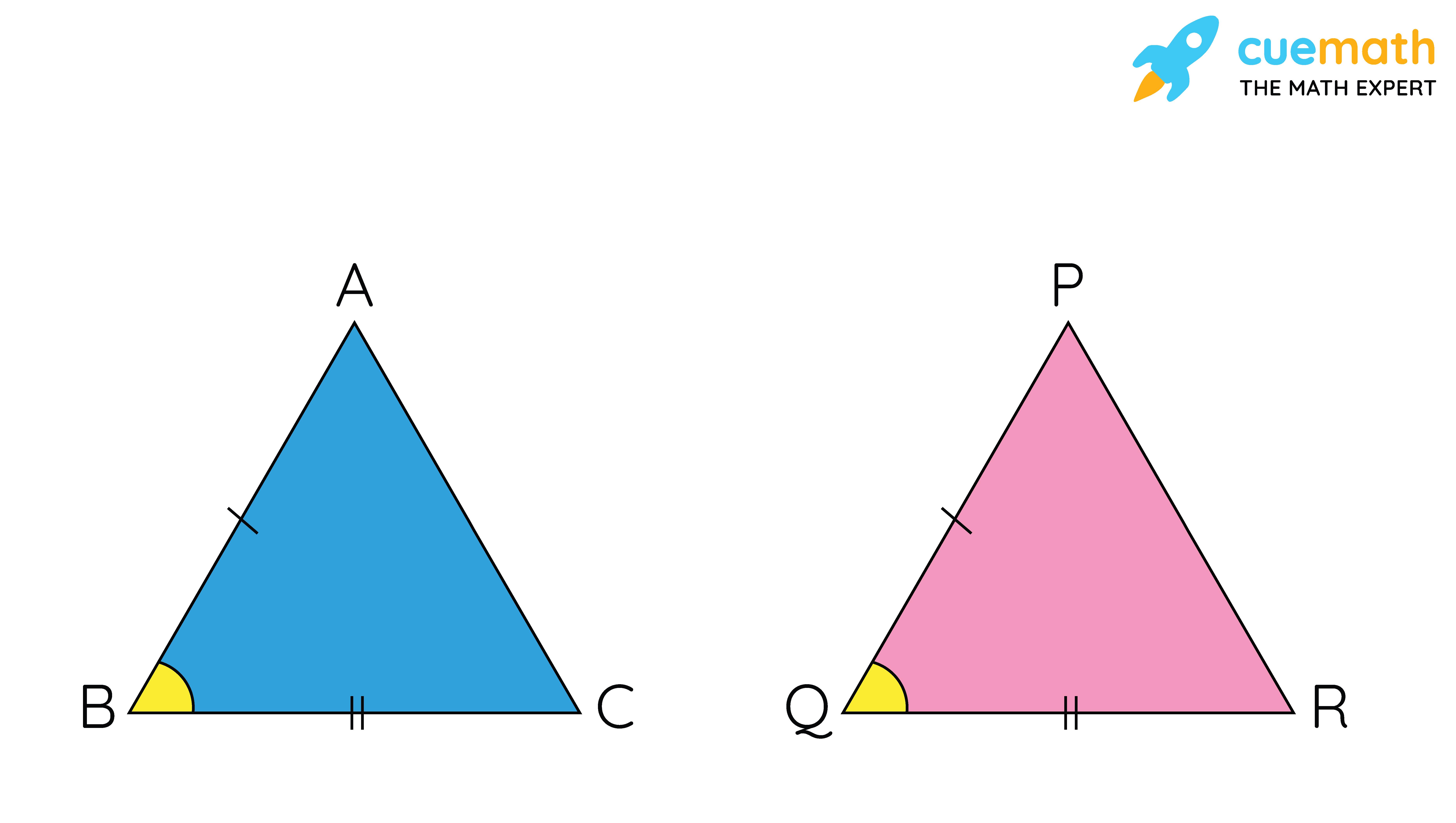 SAS Congruence Rule