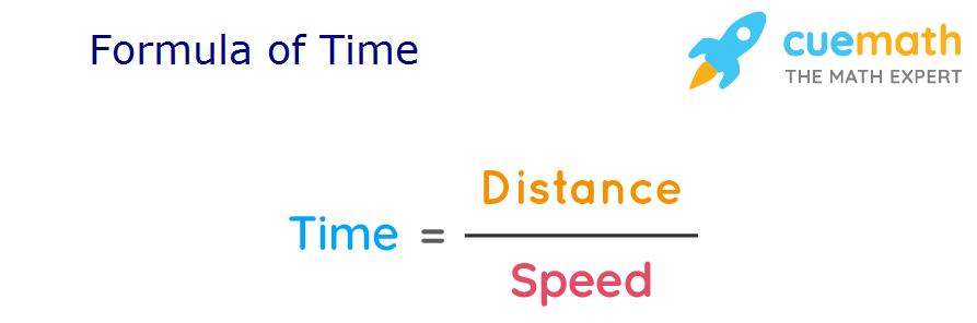 The time formula