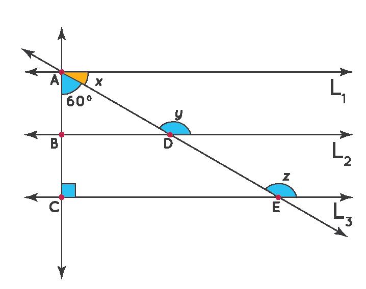 Transversal Example 2