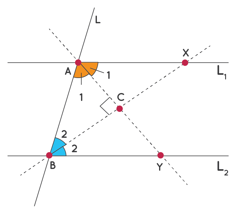 Transversal Example