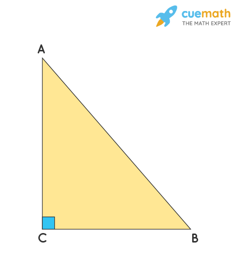 Triangle ABC is a right angled triangle