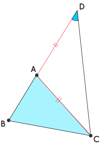Triangle BDC