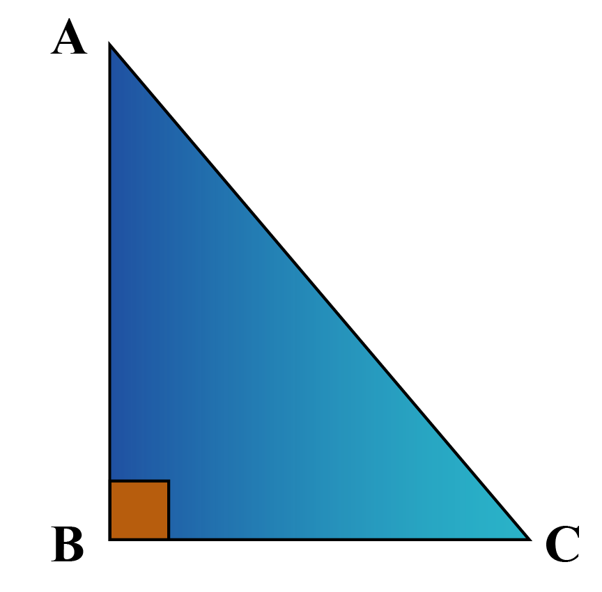 Triangle is a closed shape