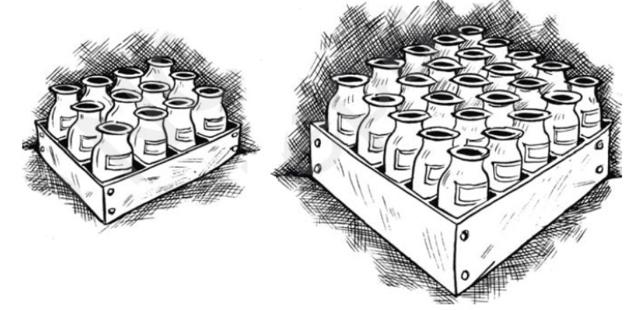 A batch of bottles were packed in 25 boxes with 12 bottles in each box. If the same batch is packed using 20 bottles in each box, how many boxes would be filled?