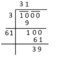 A gardener has 1000 plants. He wants to plant these in such a way that the number of rows and the number of columns remain same. Find the minimum number of plants he needs more for this.