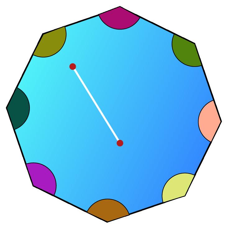 Convex polygon definition