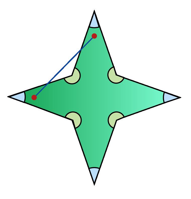 Concave polygon definition