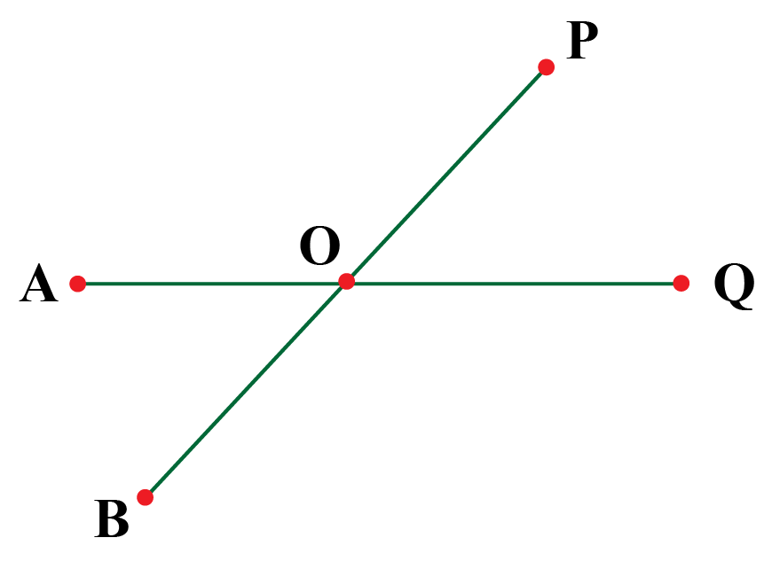 Supplementary angle theorem proof