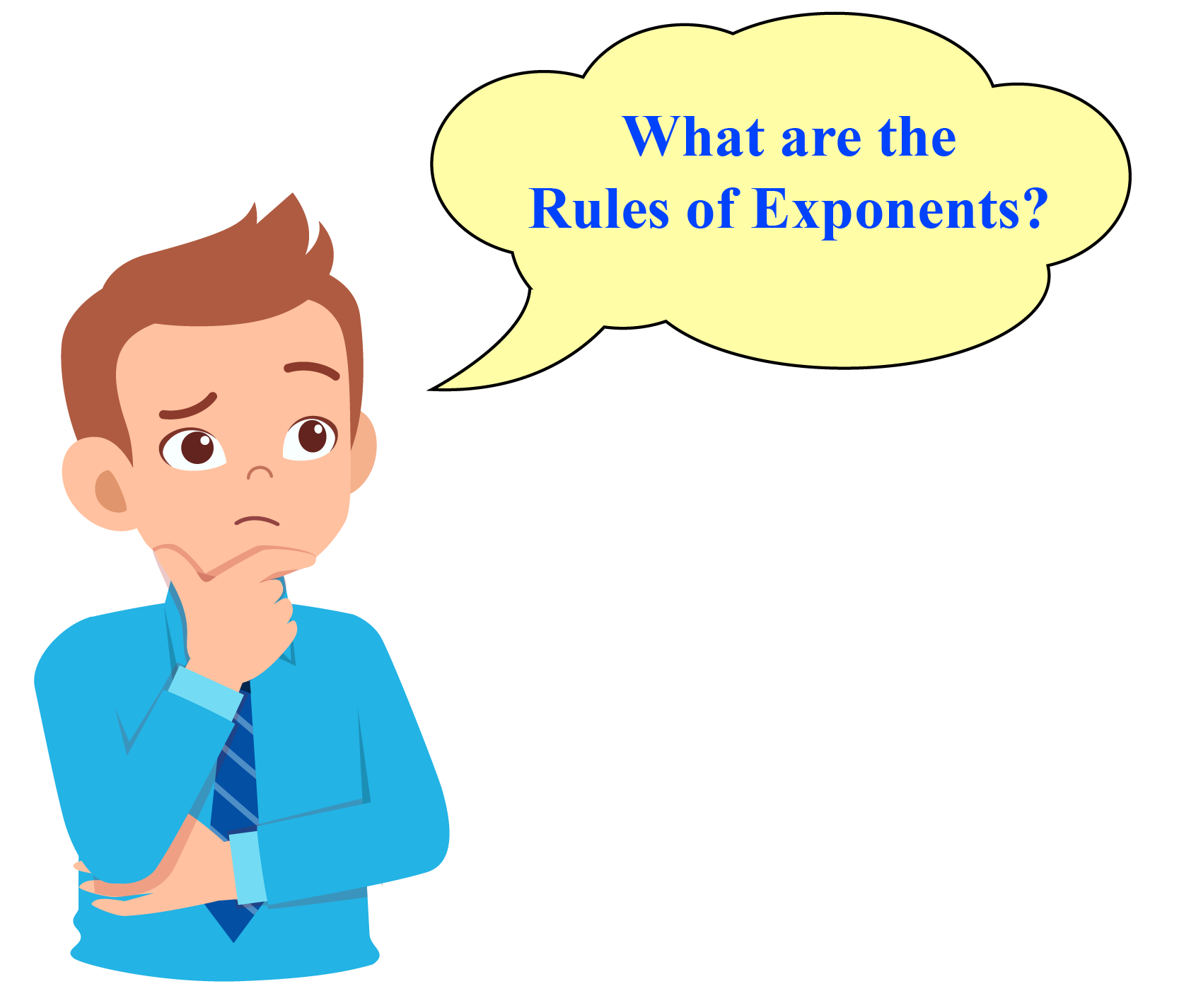 Exponent Rules Cuemath