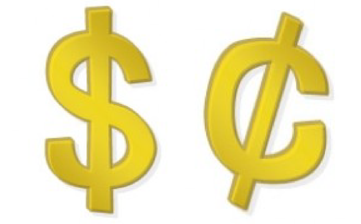 Dollars and cents symbol