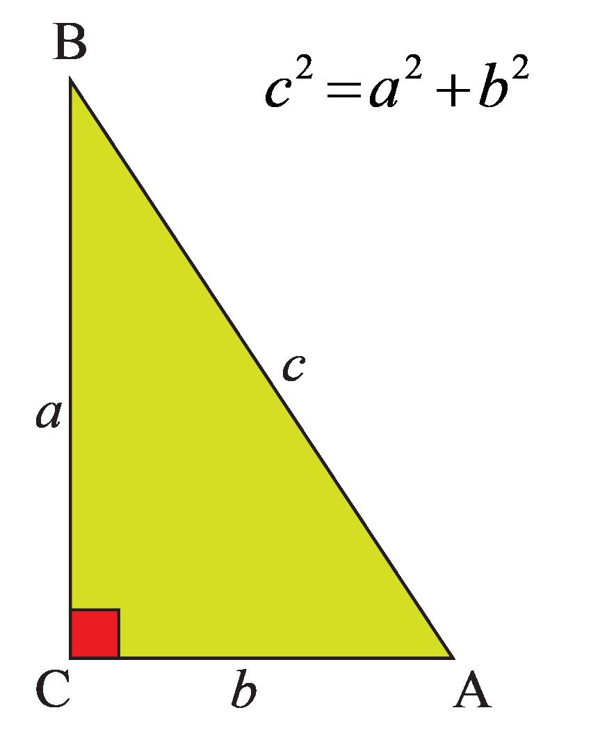 Right angled triangle