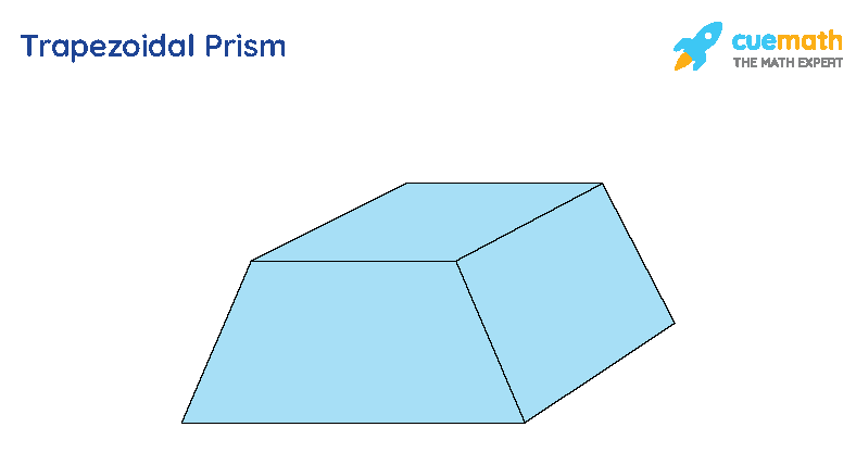 An example of Trapezoidal Prism