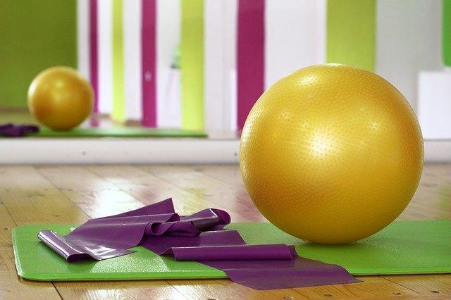 kids yoga ball: a good exercise for kids