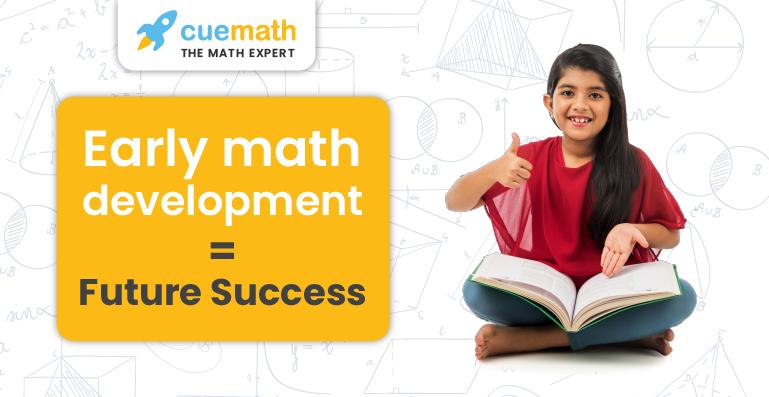 early math development = fuuture sucess